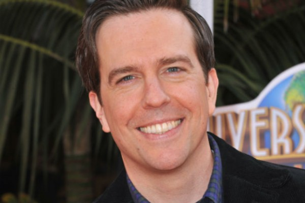 Ed Helms supports L.A. based eco-organization TreePeople through The L.A. Bluegrass Situation music festival