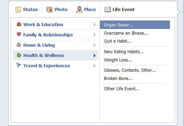 Facebook launches new organ-donation tool to help those in need of a transplant