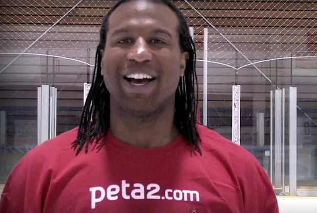 Georges Laraque is an animal-rights activist and vegan restauranteur.