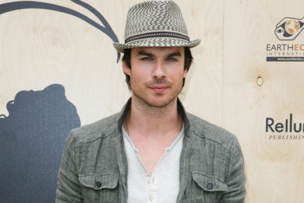 Ian Somerhalder needs funds for Animal Sanctuary and worries he'll lose land