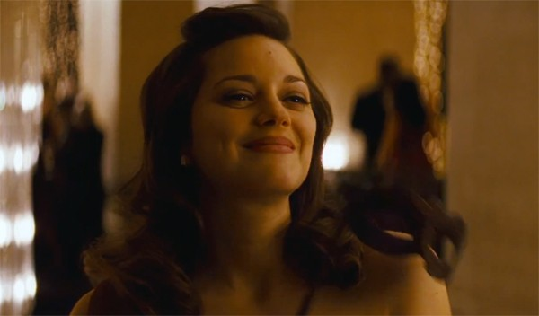 Marion Cotillard in The Dark Knight Rises