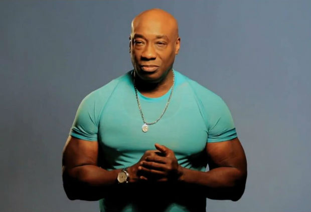 Michael Clarke Duncan talks with PETA about his transition from meat-eater to vegetarian