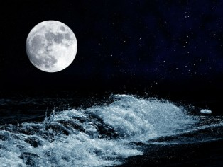 Supermoon's are known for causing very high and low tides