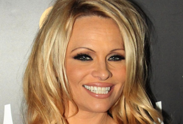 Pamela Anderson tweets to the FDA, calling for an end to animal testing for tobacco products