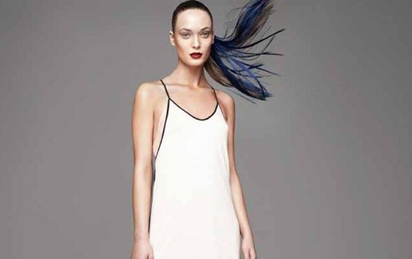 The new eco capsule line from TopShop