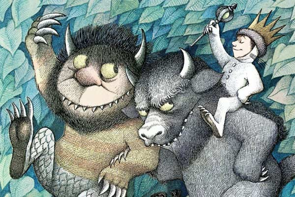 Maurice Sendak of Where the Wild Things Are