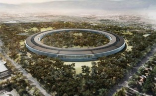 Apple's 'Spaceship' headquarters will include fruit farm full of apples, apricots and plums