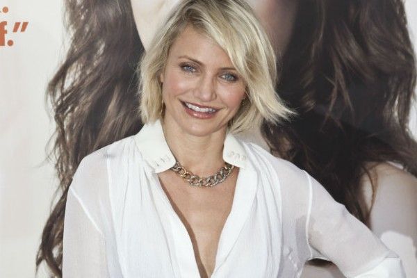 Cameron Diaz to write nutritional book educationg young girls about proper nutrition