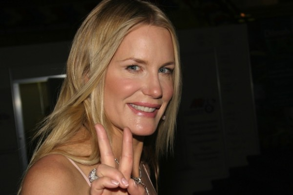 Daryl Hannah hosted the Tree Huggers ball, where she called for environmental activism.