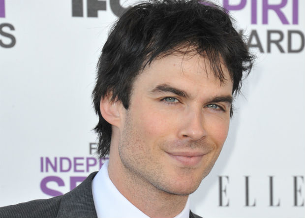 Ian Somerhalder discusses eating habits and stance against animal cruelty