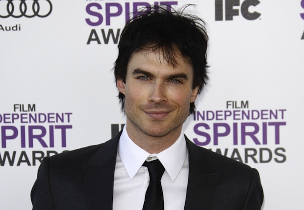 Ian Somerhalder met with President Obama to discuss the environment and green energy.