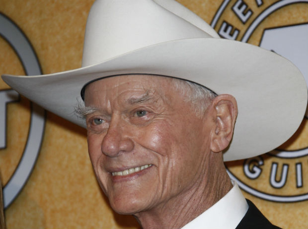 'Dallas' star Larry Hagman reflecs on vegan diet and how it's changed his life for the better