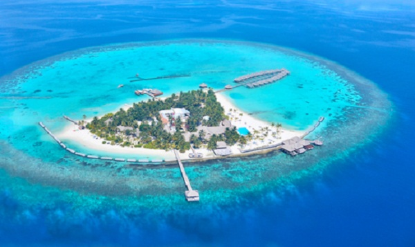 The Maldives will become world's largest marine reserve