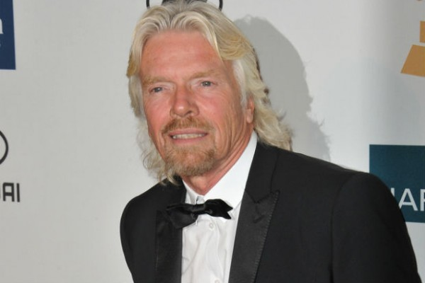 Richard Branson blogs in support of saving the tigers