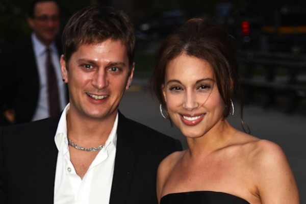 Rob Thomas and his wife Marisol donated $350,000 to save pets in Puerto Rico.