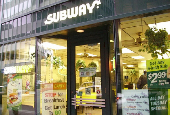 Subway unveils three vegan sandwiches