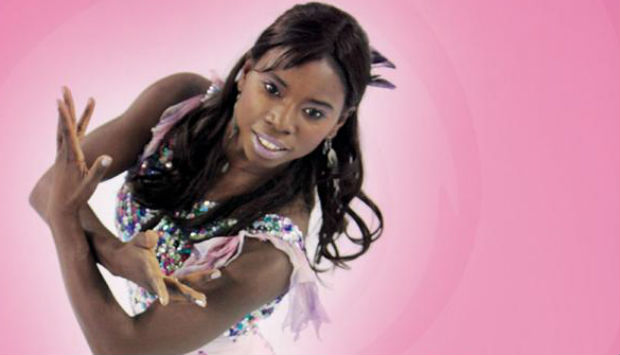 Surya Bonaly is a vegetarian and PETA activist.