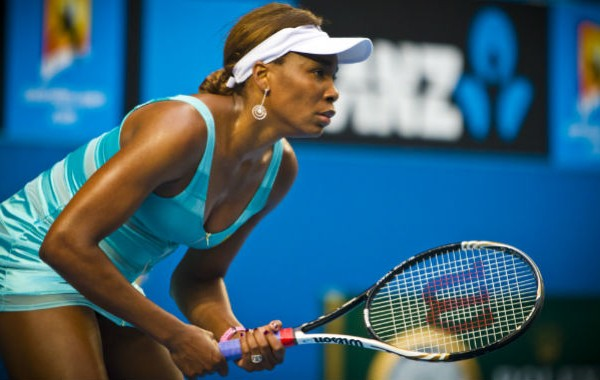 Wimbledon doubles champ Venus Williams talks raw vegan diet in battle against chronic autoimmune disease Sjogren's Syndrome