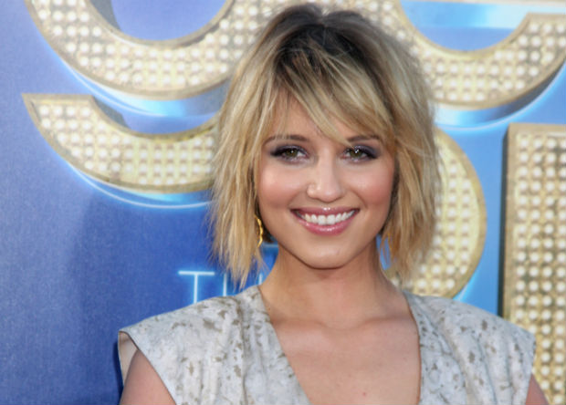 Dianna Agron visits L.A. animal sanctuary Wildlife Waystation