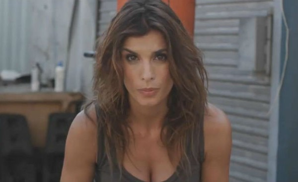 Elisabetta Canalis teams up with PETA to send message about not leaving dogs in hot cars