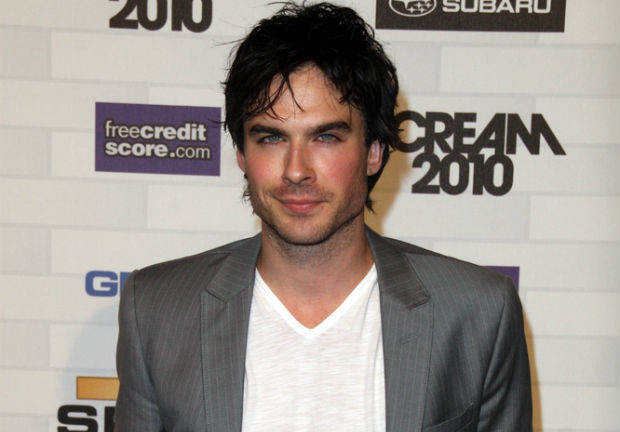 Ian Somerhalder auctions lunch date to benefit Ian Somerhalder Foundation