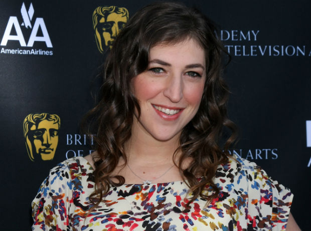 Mayim Bialik recieves Emmy nod for The Big Bang Theory