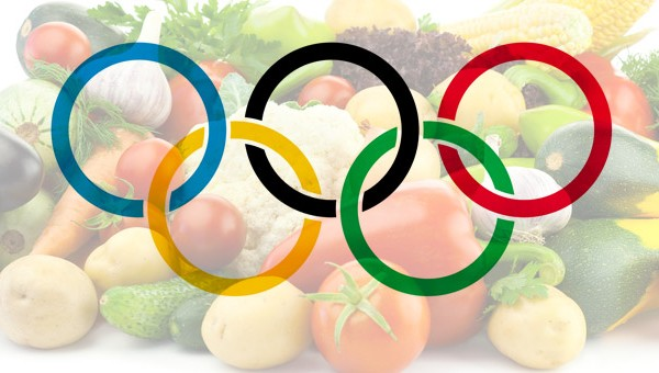 vegan and vegetarian olympics