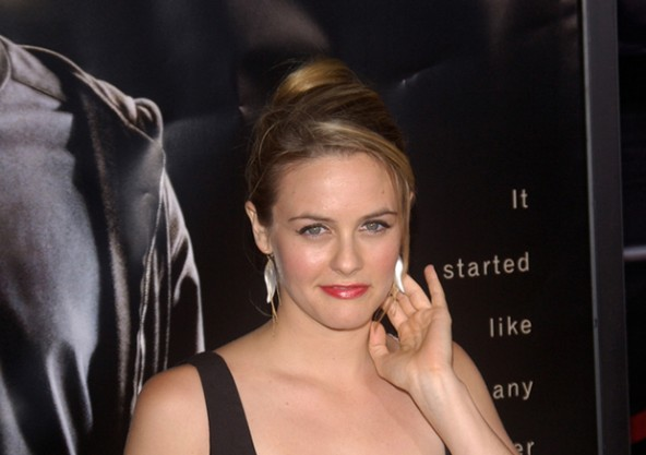 Alicia Silverstone tweets to fellow Californians asking them to help ASPCA in their campaign to pass a ban on hunting bears and bobcats with dogs.