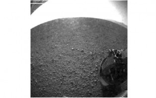 NASA's Curiosity land rover succesfully touches down on Mars