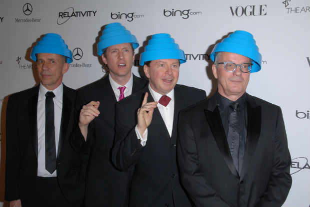 Devo releases song in honor of Mitt Romney's dog Seamus