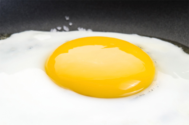 Eating egg yolks nearly as bad as smoking cigarettes