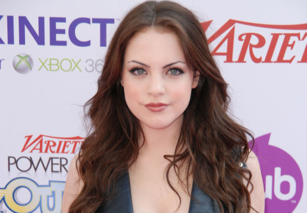 Elizabeth Gillies discusses how to maintain vegan, gluten-free diet