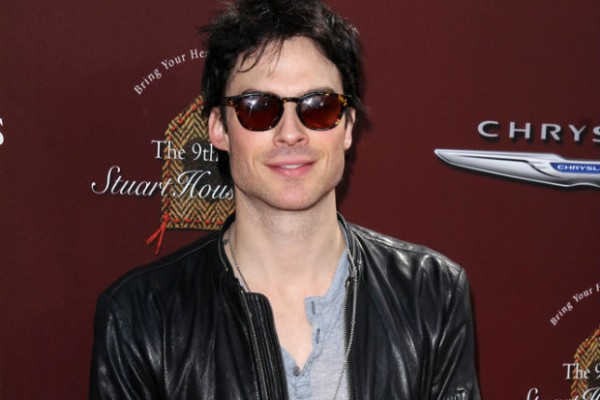 Ian Somerhalder worries Hurricane Isaac will conflict with animal sanctuary land
