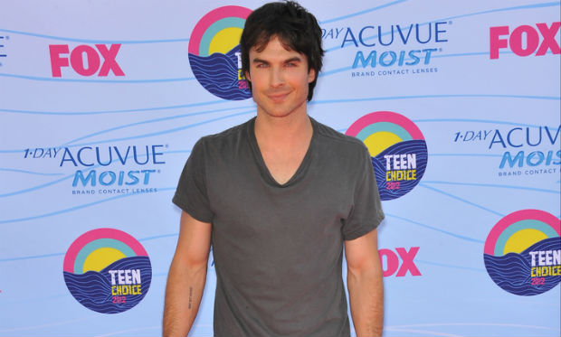 Ian Somerhalder believes animal compassion is imperative to better society