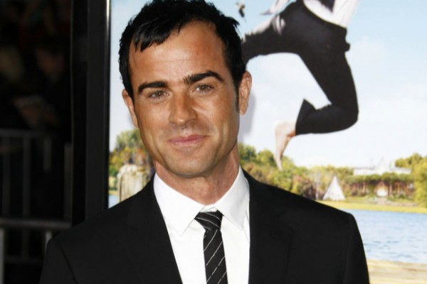 Jennifer Aniston's finace, Justin Theroux, is supposedly vegetarian