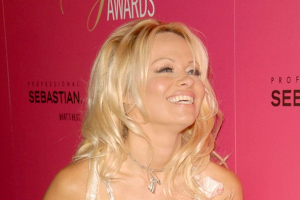 Pamela Anderson wants shark finning outlawed.