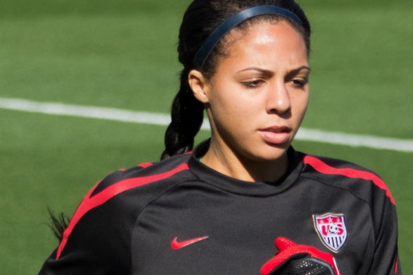 Sydney Leroux discusses vegetarian diet while on the U.S. women's soccer team