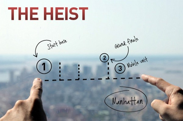 the cove producers launch kickstarter campaign the heist