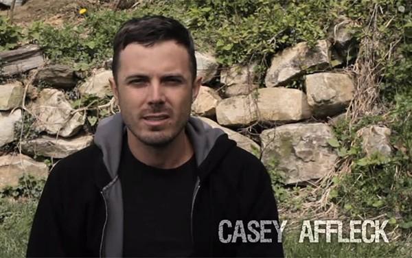 Casey Affleck PETA PSA