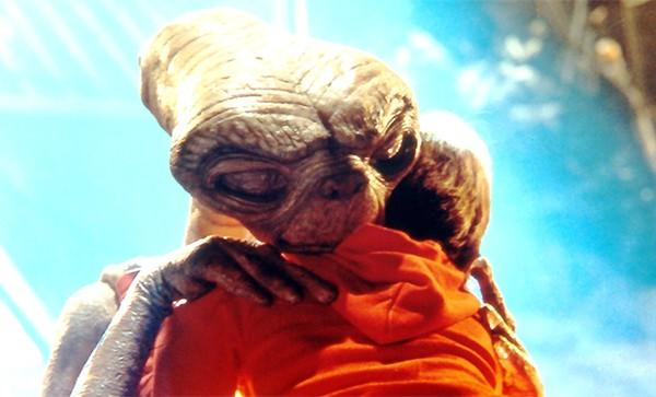 E.T. was a plant