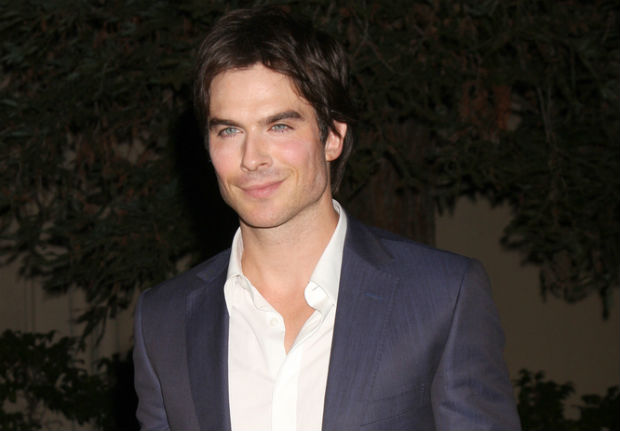 Ian Somerhalder wants all Americans to vote in this year's election to benefit the planet