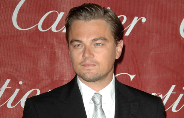 Leonardo DiCaprio anti-poaching film