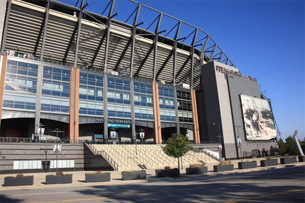 lincoln financial field vegetarian