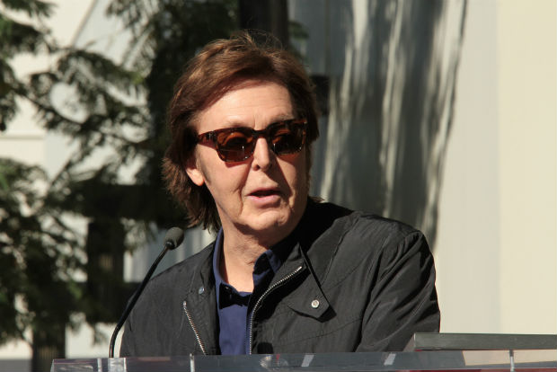 Paul McCartney supports sea turtles in Cayman Islands