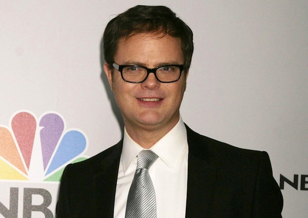 """The Office"" star Rainn Wilson says that his spin-off, ""The Farm,"" won't be happening."