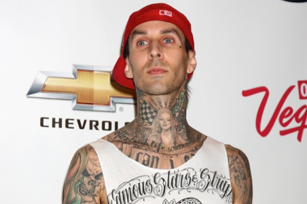 Travis Barker is on a vegan diet