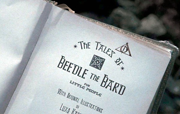 beedle the bard charity ebook