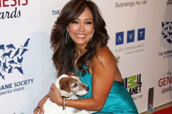 Carrie Ann Inaba gives voice to animals through new animal foundation