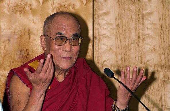 dalai lama vegeterian