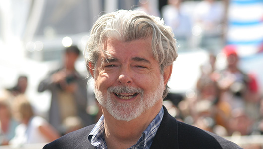 george lucas charity